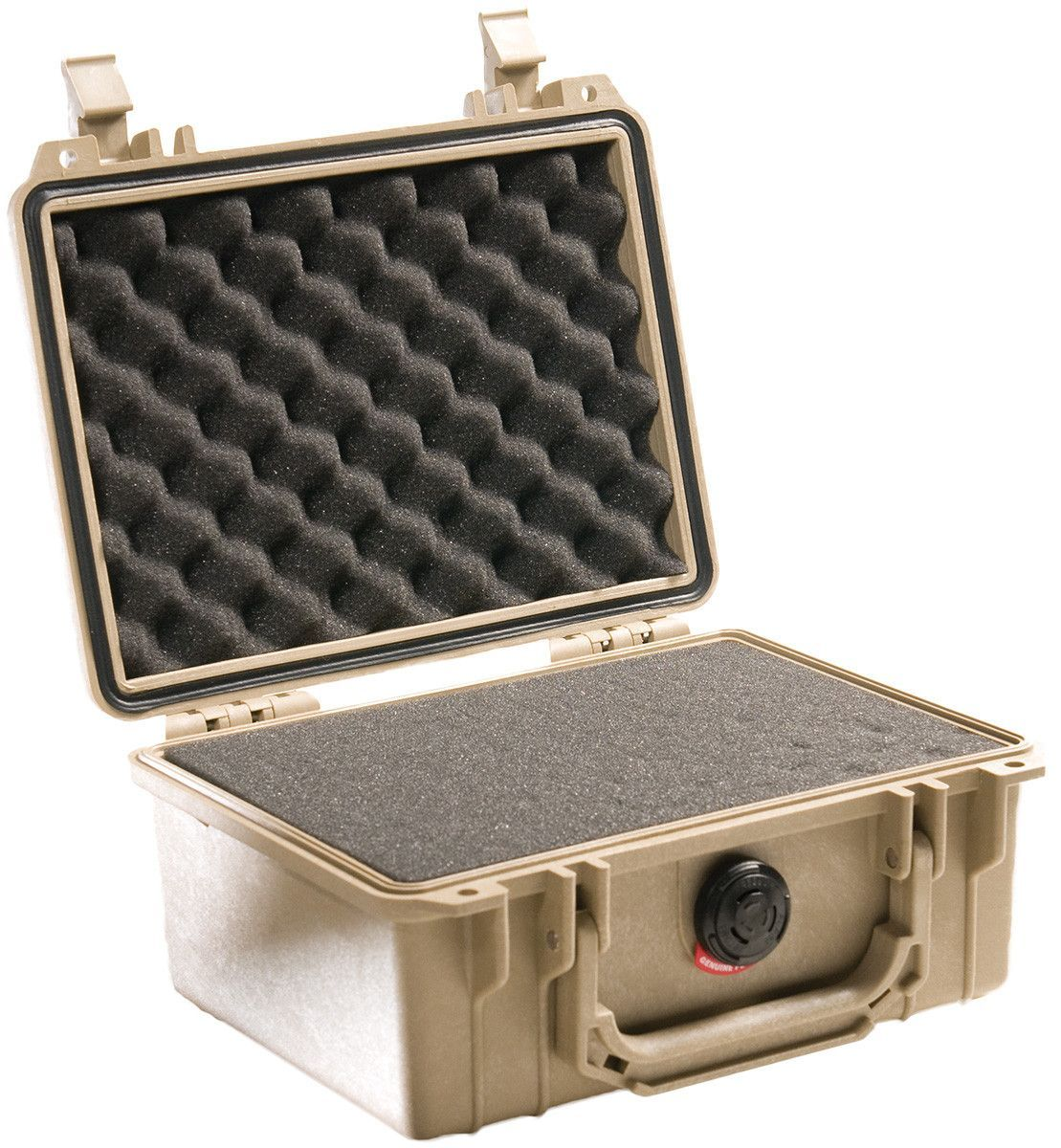 Pelican 1120 Case with Foam for Camera Orange