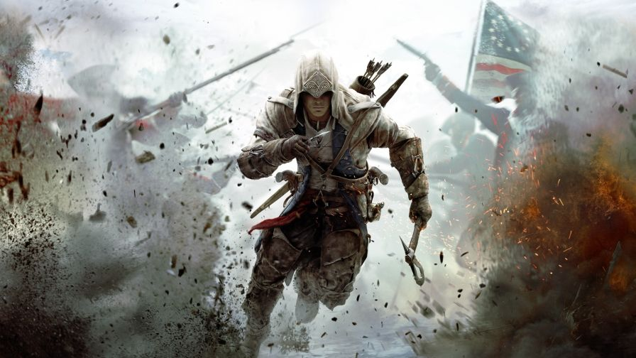 Download Assassins Creed Hd Wallpaper Free Assassins Creed Art Assassins Creed Game Assassin S Creed Wallpaper