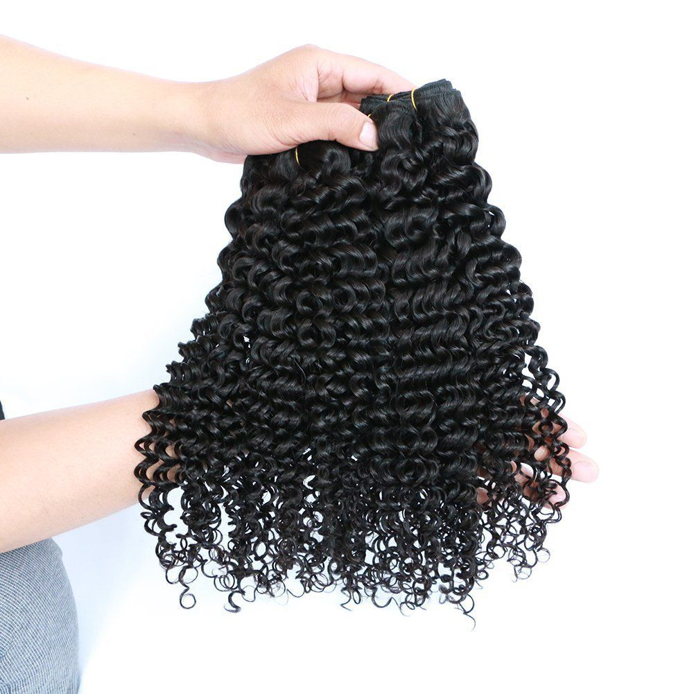 7A Curly Hair https://www.amazon.com/Xuchang-Eecamail-Brazilian-Unprocessed-Extensions/dp/B01GIXXTRI?ie=UTF8&*Version*=1&*entries*=0
