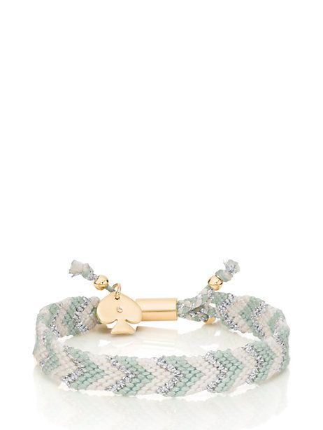 On Purpose Pop Color Friendship Bracelet Kate Spade New York