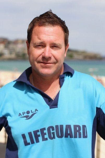 Rod Kerrbox Kerr Bondirescue Beach Lifeguard Lifeguard Bondi Beach