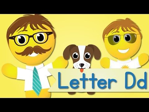 Letter D Song (Official Letter D Music Video by Have Fun Teaching ... 9a372c6e58