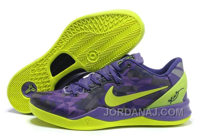 287bafef5d63 Find Nike Zoom Kobe Viii Mens Purple Fluorescence Green For Sale online or  in Footlocker. Shop Top Brands and the latest styles Nike Zoom Kobe Viii  Mens ...
