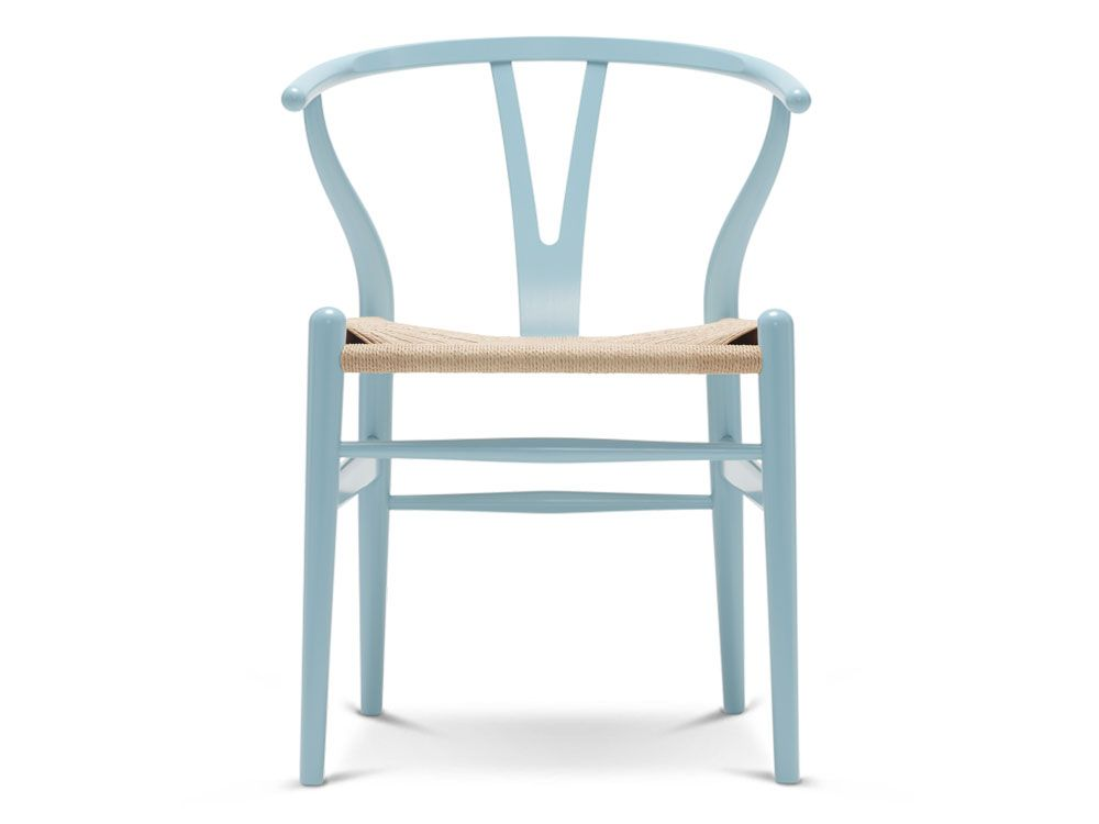 Carl Hansen & Søn CH24 Wishbone Dining Chair - CHS Colours by Hans J Wegner - Chaplins