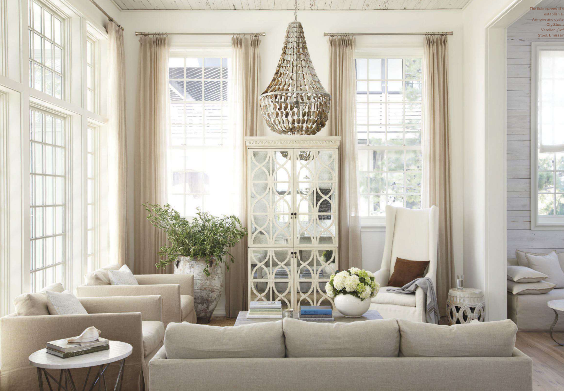 Splendid Sass: JULY/AUGUST VERANDA ~Rosemary Beach home - designers ...