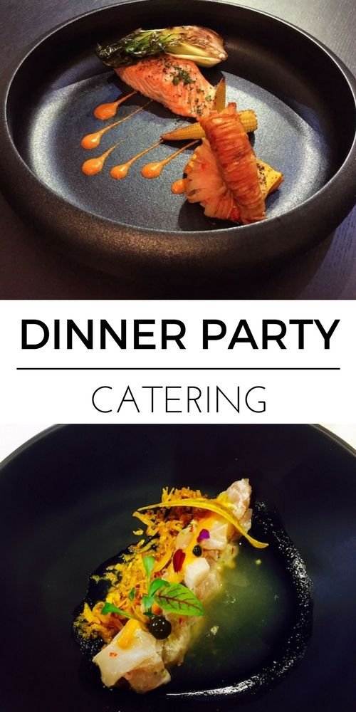 Small Dinner Party Catering Prices Reviews Menu Ideas And Special Offer