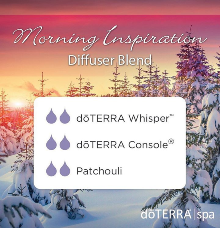 doTERRA Winter Diffuser Blends with Helpful Recipes - Best Essential Oils