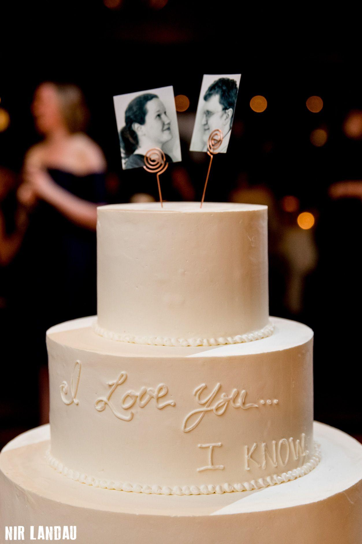 Star Wars Quote Wedding Cake Simple White 3 Tier Wedding Cake With Bride And Groom Pho Wedding Cake Quotes Wedding Cake Fresh Flowers Star Wars Wedding Cake