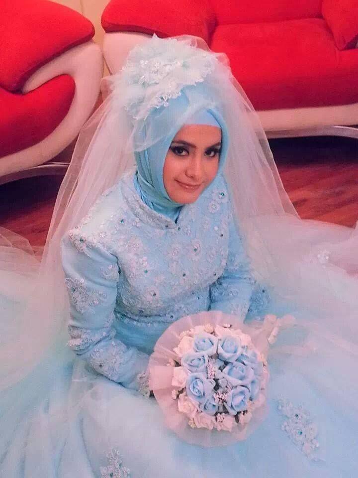 Turkish Brides ☪ | Wedding | Pinterest | Muslim brides, Wedding ...