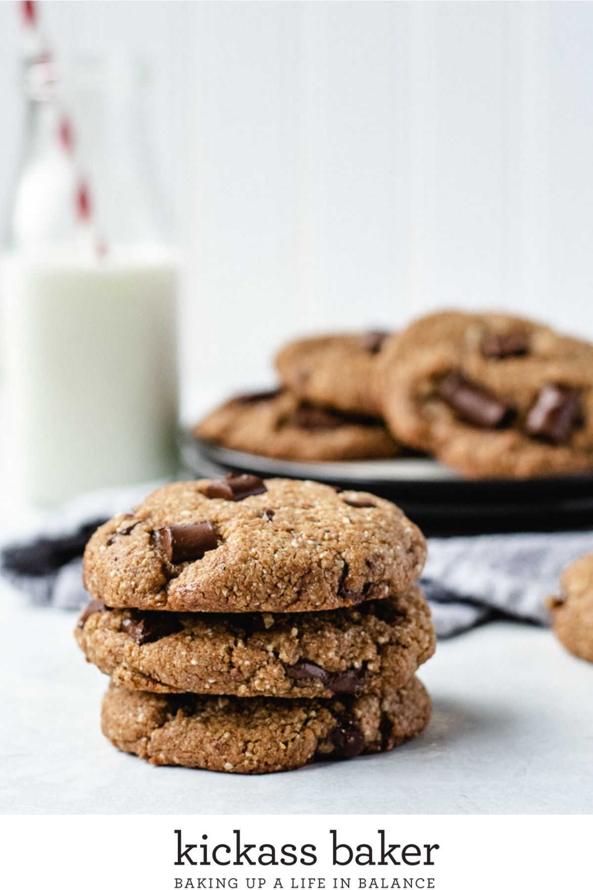 Paleo Chocolate Chip Cookies Nut Free Dairy Free Gluten Free