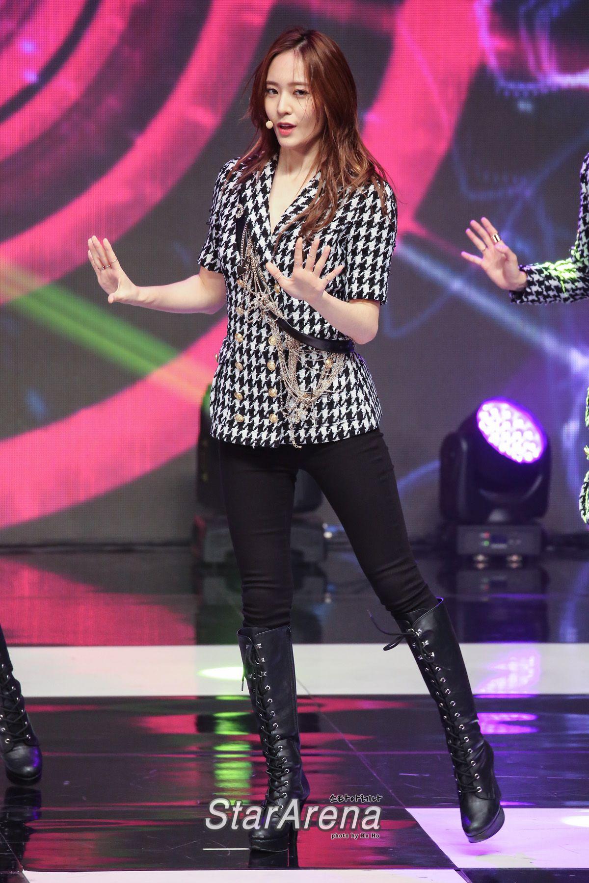 Krystal - Tencent K-pop Live | Krystal (fx) - Concert in ...
