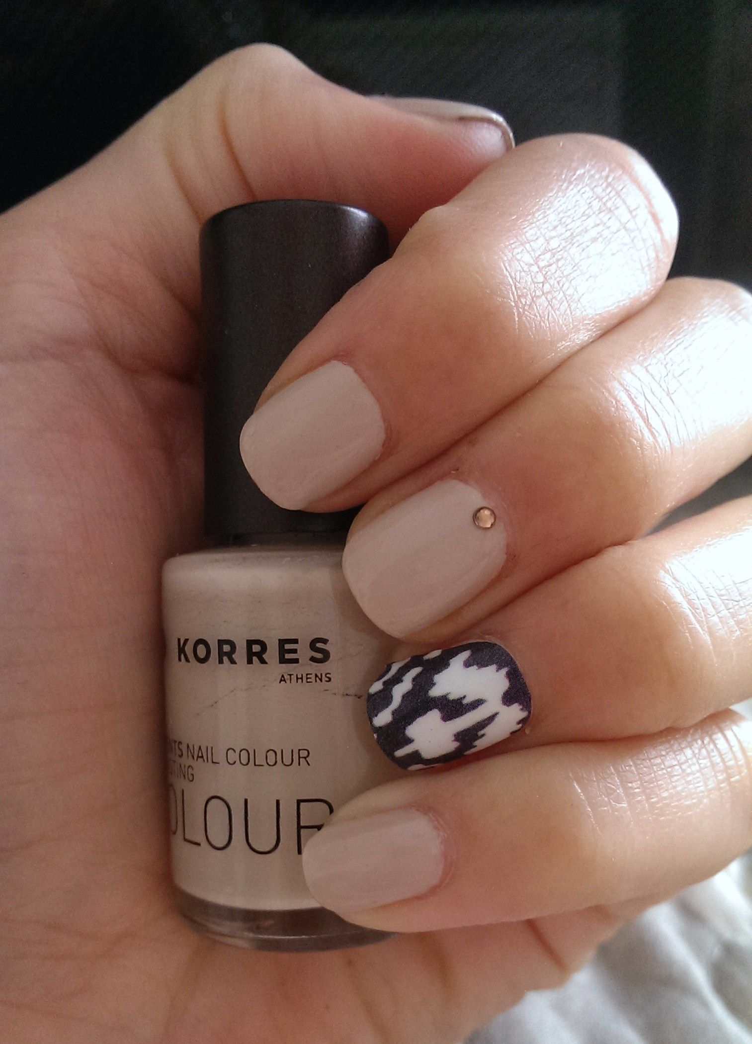 light moca-korres   nails   Pinterest   Moca