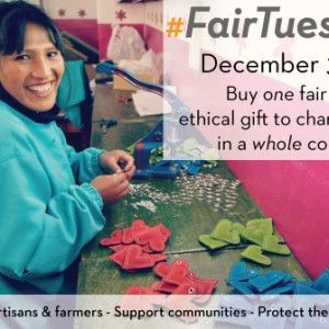 Consume responsable: local, ecológicy y ético #FairTuesday