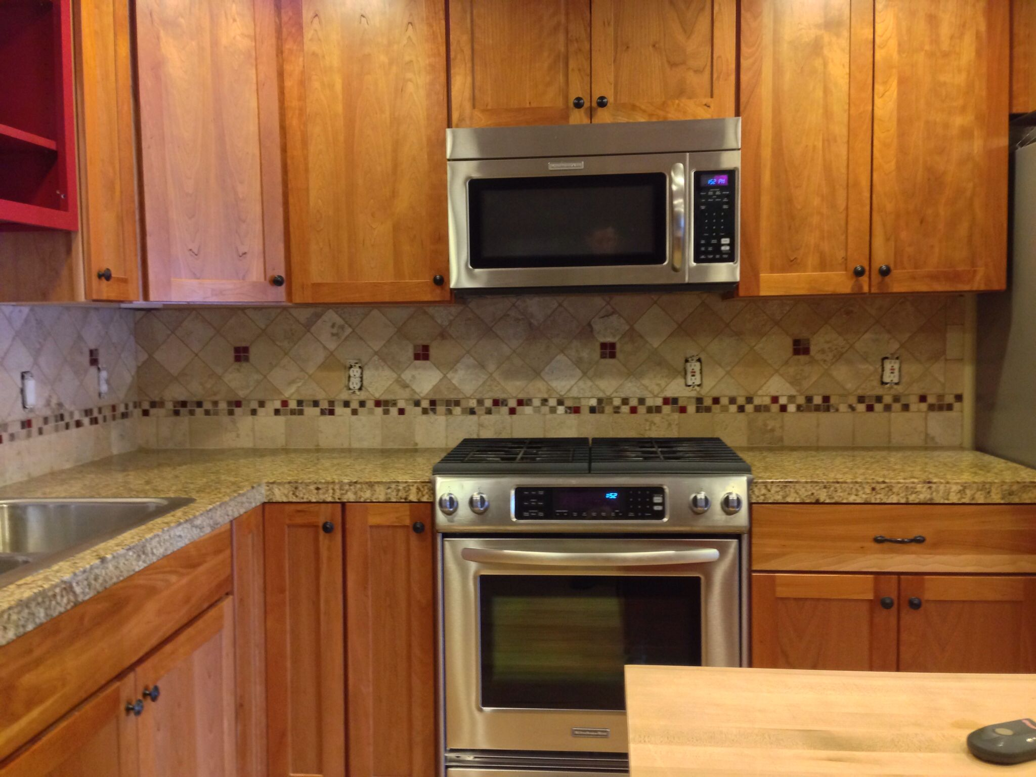 Pin By Designs By Alicia Self On Our New Home Updated Kitchen Kitchen Countertops Kitchen