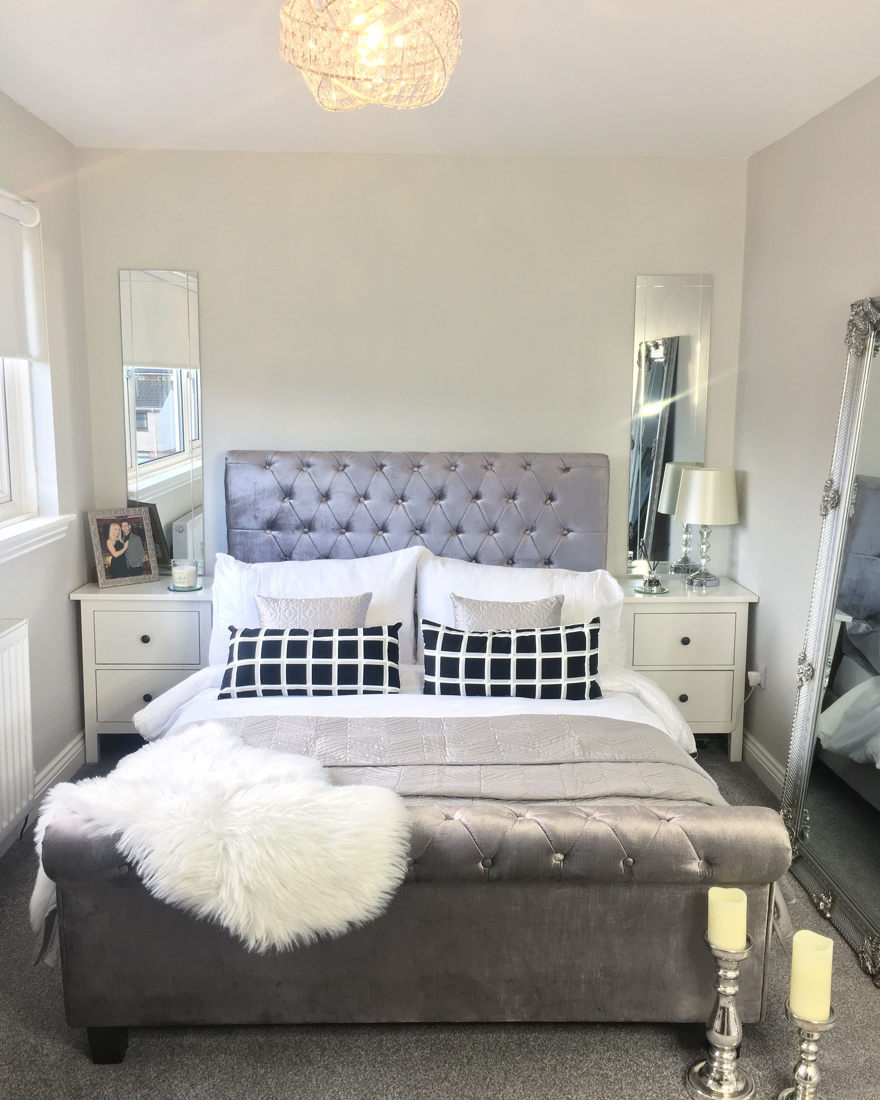 Pin By Shannon Peterson On Master Bedroom Bedroom Design Room Decor Bedroom Contemporary Bedroom