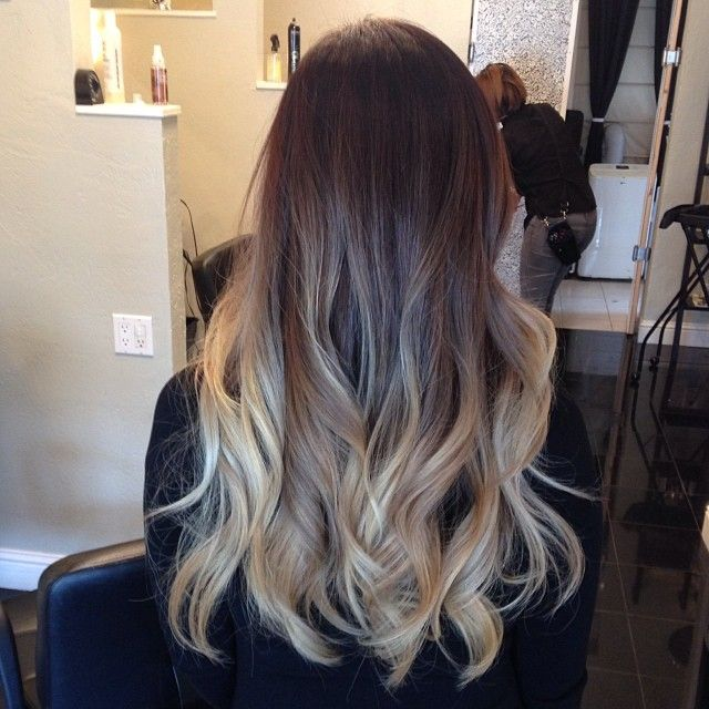 1000+ images about OMBRE BALAYAGE HAIR on Pinterest