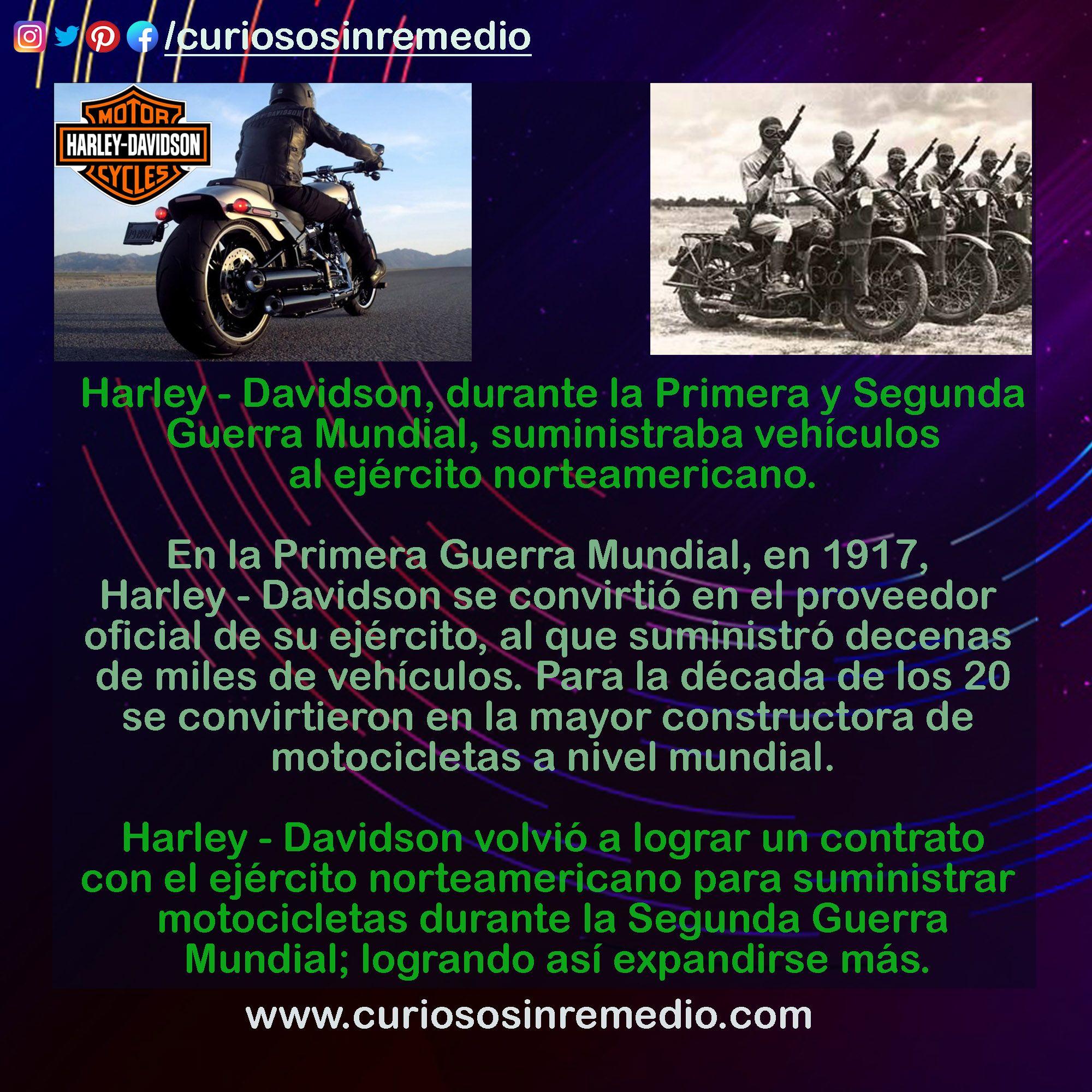 Pin De Curioso Sin Remedio En Curioso Sin Remedi Harley Davidson Ejercito Norteamericano Motos