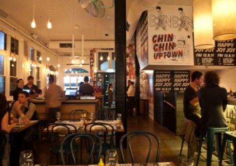 Chin Restaurant Design