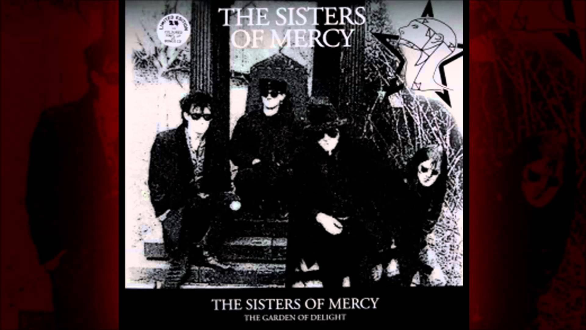 Sisters Of Mercy   The Garden Of Delight (better Sound Quality)
