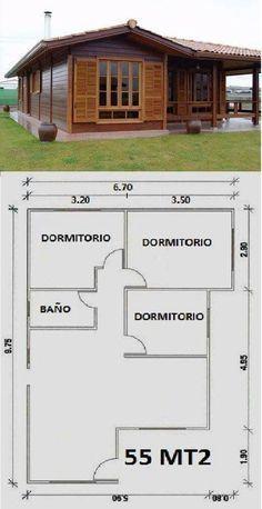 Casa mama3 modelosdecasasprefabricadas for Planos de cabanas campestres