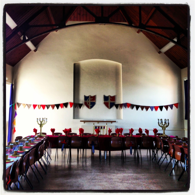 Medieval Party Deco