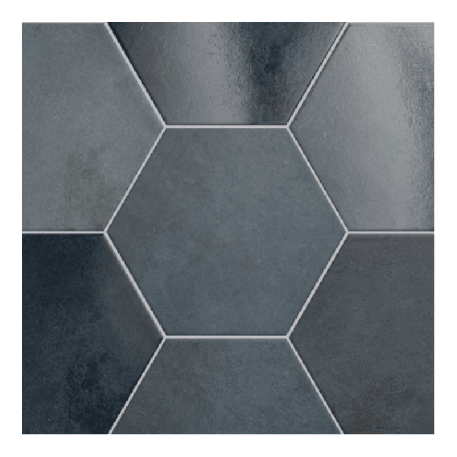 Heritage Indigo 17 5cm X 20cm Wall Floor Tile In 2020 Tile Floor Tiles Flooring