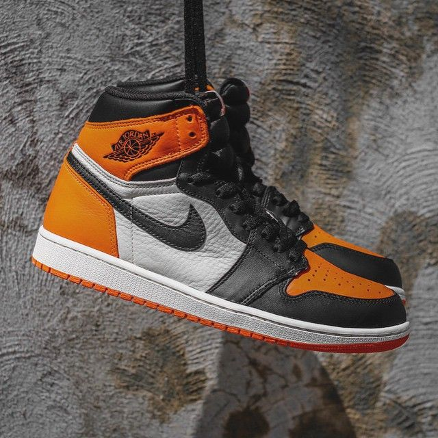 Nike Air Jordan 1 Retro High Og Shattered Backboard In 2019