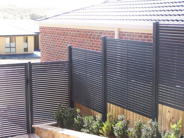 Good Looking Outdoor Privacy Screens