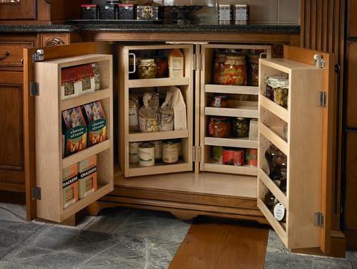Divisiones para aprovechar el espacio de tu cocina.