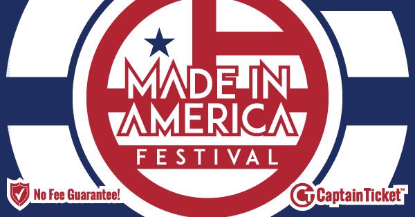 ed45cd199 #MIAFestival #MadeInAmerica #FanArt #FanArtByRoxxi Buy Made in America  Festival Tickets Cheap At Captain Ticket™ - The Original No Fee Ticket Site