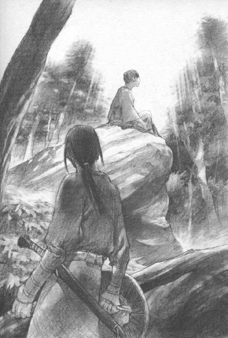 by hiroaki samura 沙村 広明 イラスト 無限の住人