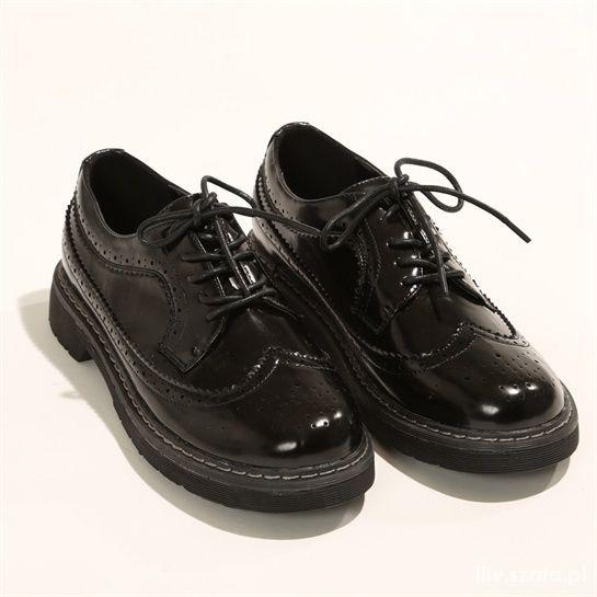 Polbuty Damskie W Szafa Pl Polbuty Lasocki Skorzane I Inne Shoes Boat Shoes Sperry Boat Shoe