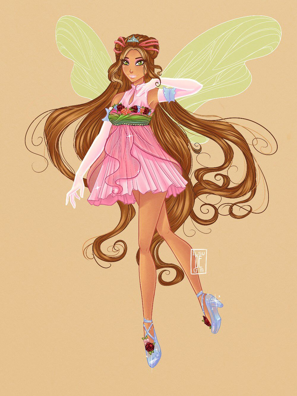 Pin by DiFox on Winx | Flora winx, Winx club, Cool cartoons
