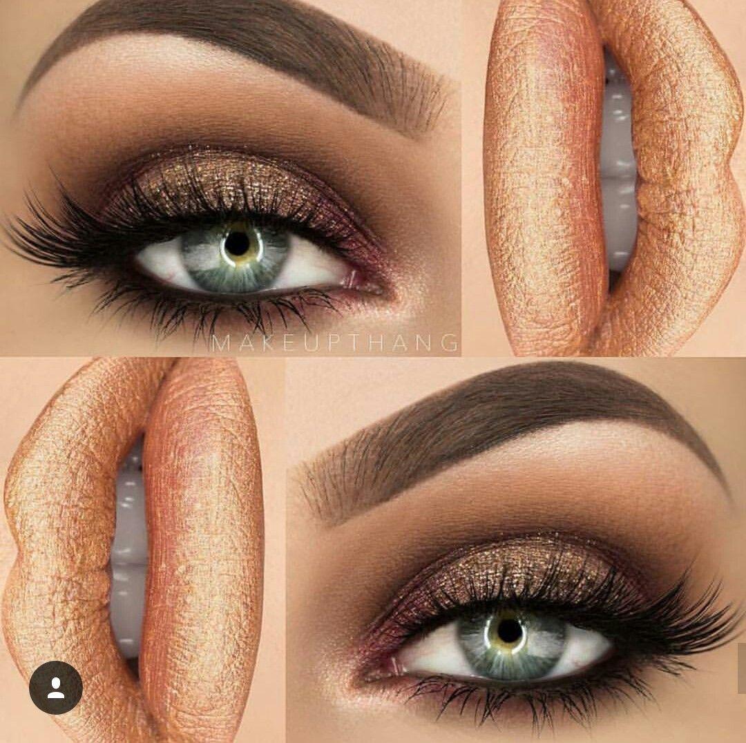 Makeup viviangodefroymakeup on Instagram Makeup tips