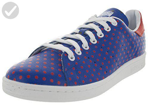 super popular 99d38 6112b Adidas Men s PW Stan Smith SPD Originals Blubir Red Ftwwht Casual Shoe 8.5  Men