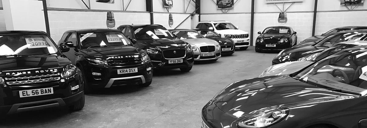 Cheshire Motor Car Sales Ltd is a specialist online luxury
