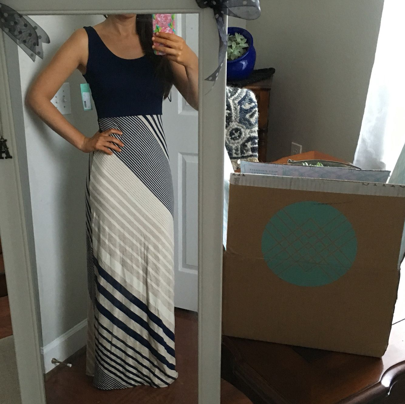 bac982df54 Stitch Fix- Gilli Mitchel Knit Maxi Dress | Fashion, Beauty, Style ...