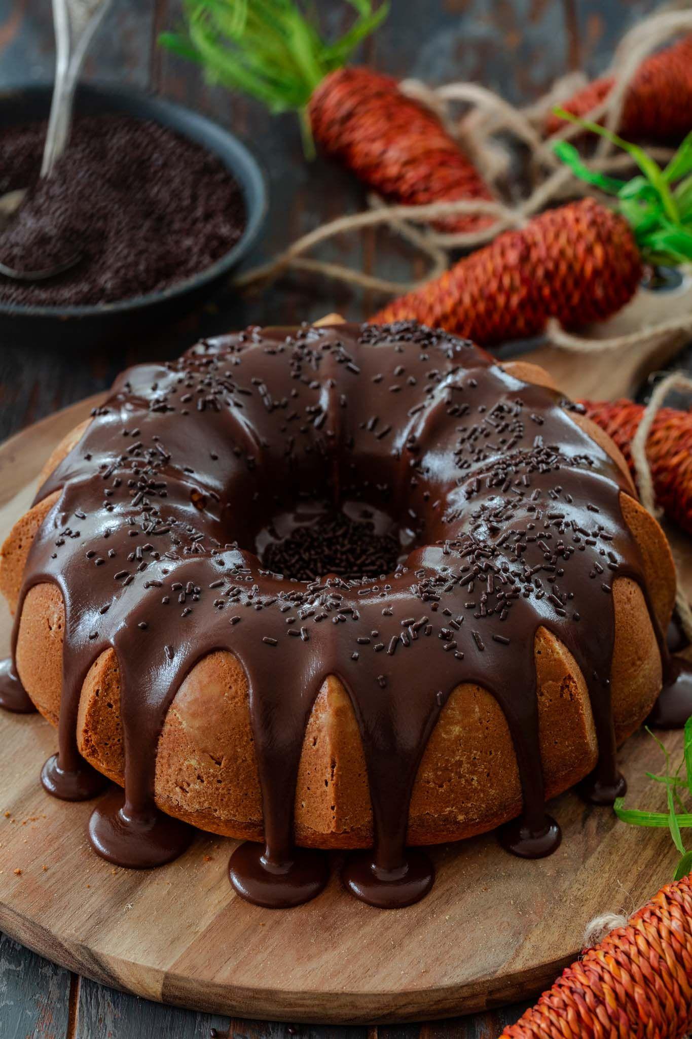 Brazilian carrot cake olivias cuisine brazilian