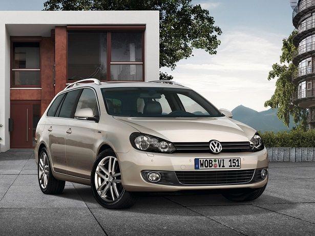 Volkswagen Golf Variant Exclusive (2009 – 2013). mk6