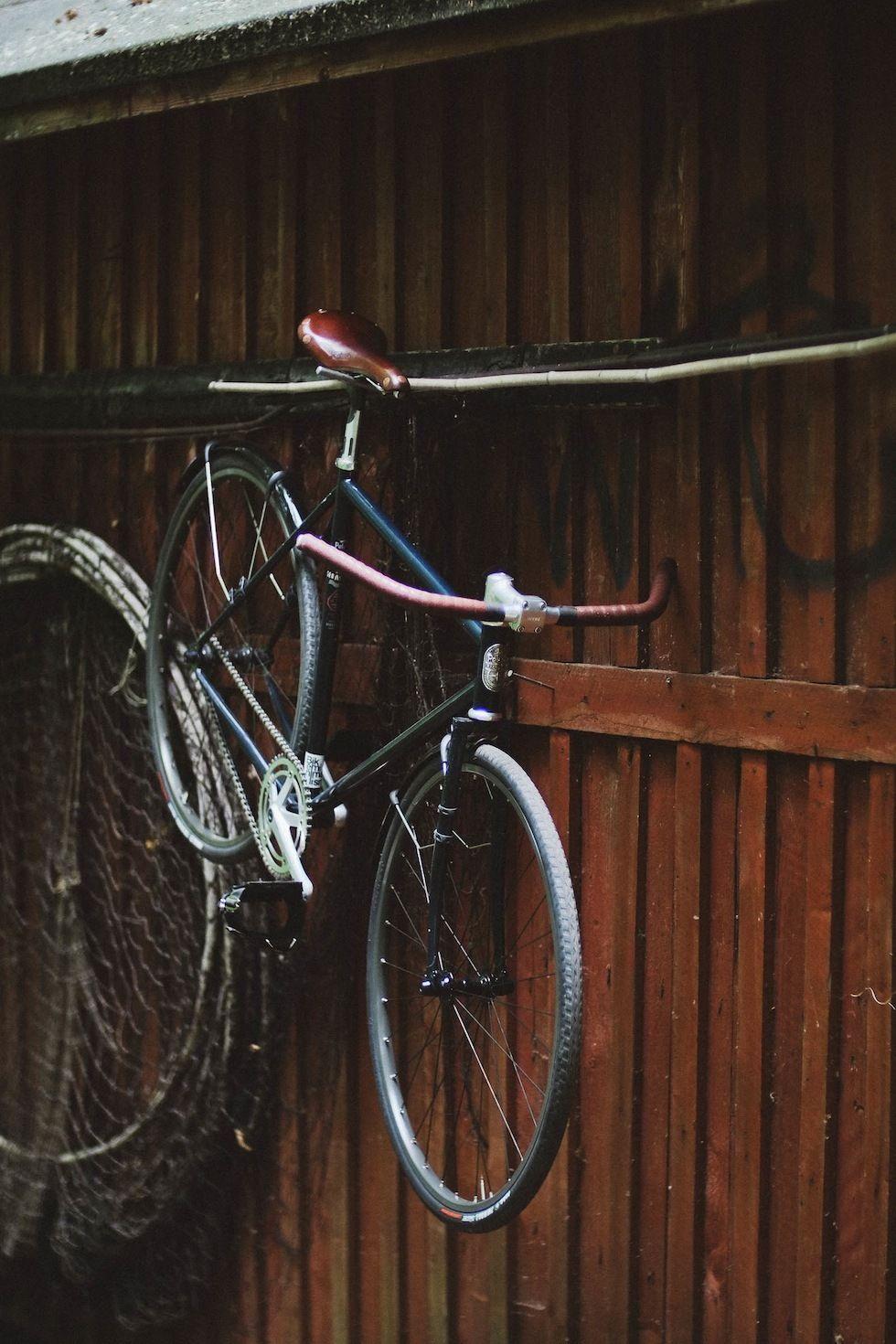 Pelago San Sebastian Brooks Fyxation Bike Pinterest