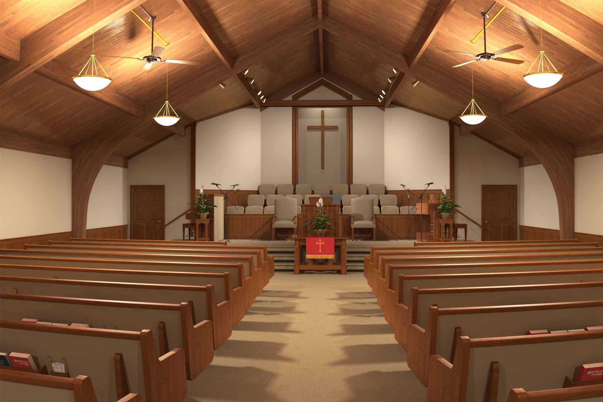 Our Project Consultants And Craftsmen Understand The Importance Of Preserving The H Church Interior Design Contemporary Church Interior Church Design Sanctuary