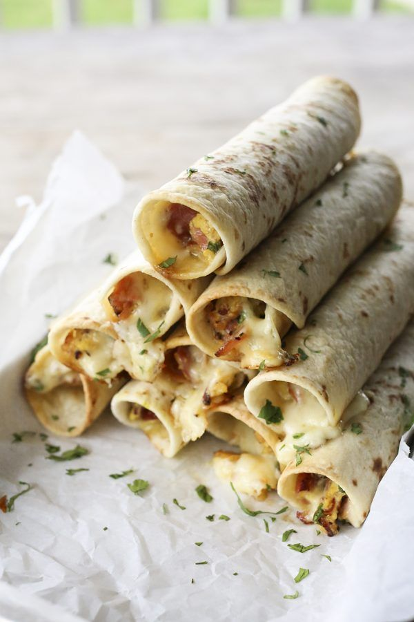 how to make baked taquitos