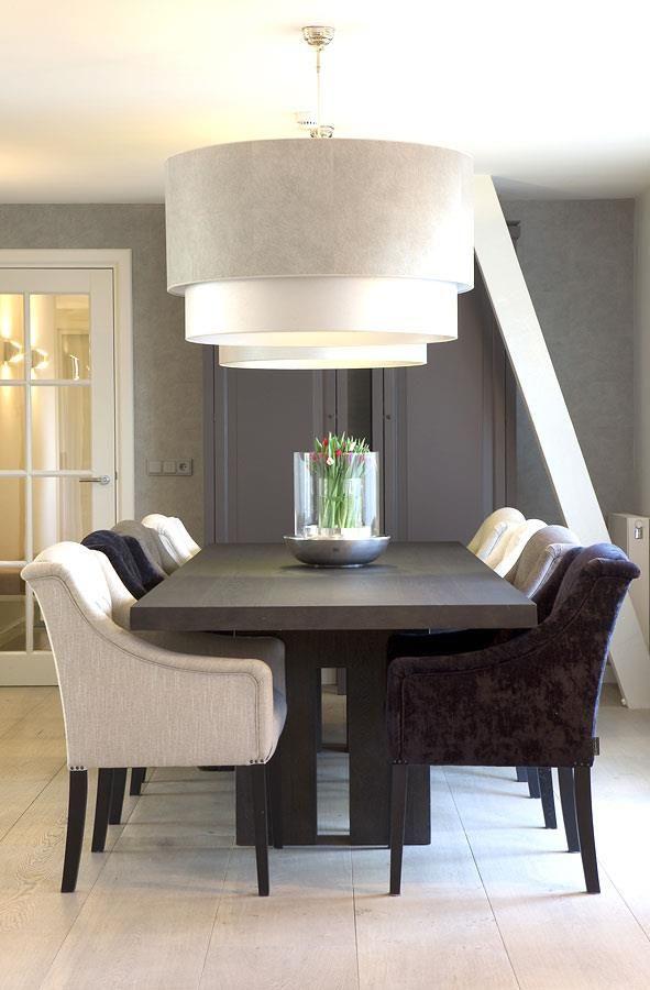 Dining Room Design Ideas Dark Wood
