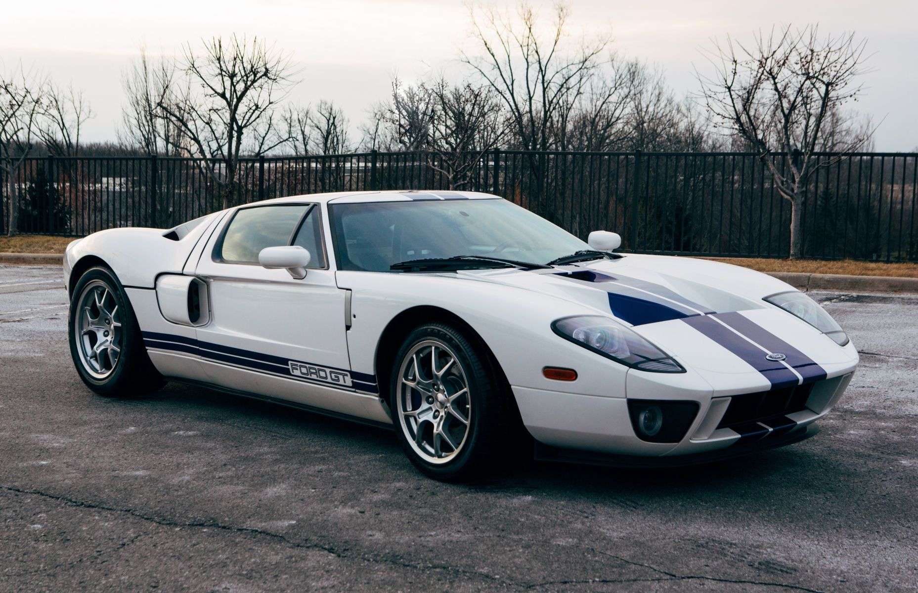 2005 Ford Gt Classic Driver Market Ford Gt Ford Car