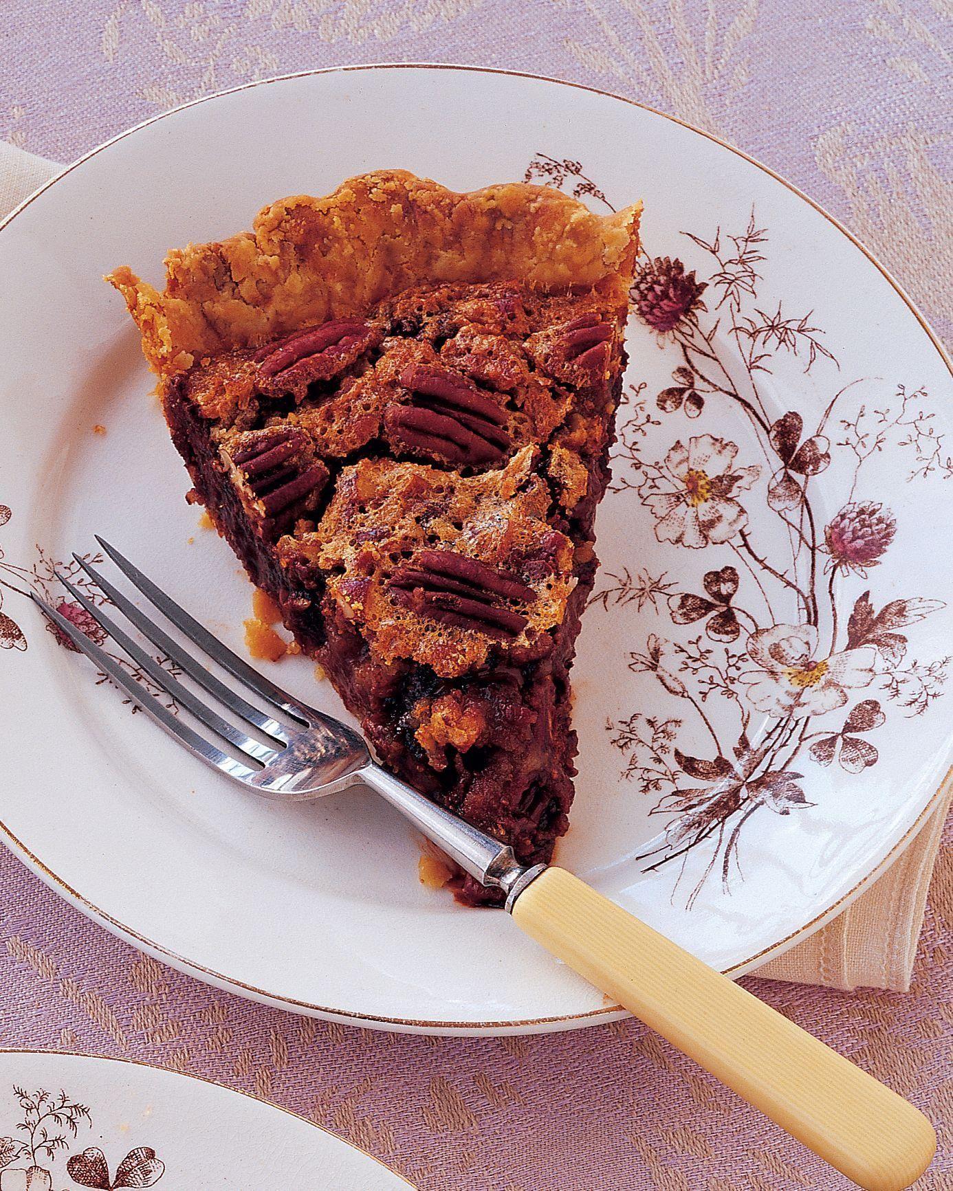 Chocolate-Bourbon-Pecan Pie - cakes , cookies & pies -