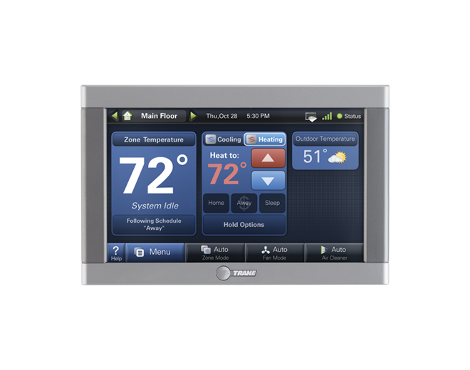 Trane Comfortlink Ii Control Call 336 413 3718 All Phase Heating