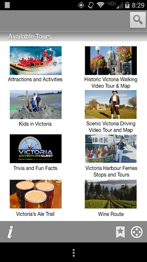 Tour Victoria is your passport to a fun and informative video tour of Victoria British Columbia. ! Like a guide book in your hand. Victoria is known for it's relaxed pace and its endless outdoor activities and culinary experiences. There are many things to do and rich stories to be told along the way. The Tour Victoria App enables you to select and stream or download professional video tours to entertain and enlighten you. Exploring the city has never been easier then at your fingertips with…