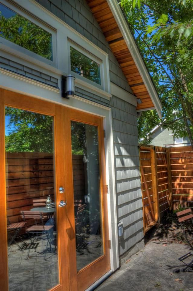 Gallery A Craftsman Style Laneway House With Images French