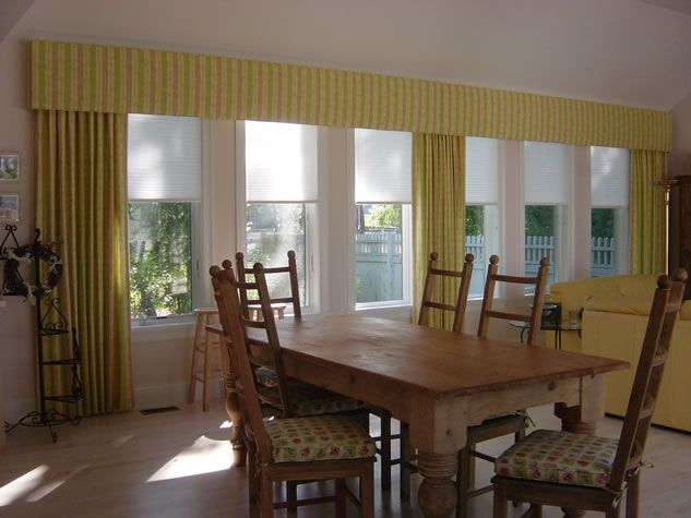 This Color Goes Well With The Wood Dining Room Furniture Shades Creation Boca Raton And West Palm Beach FL