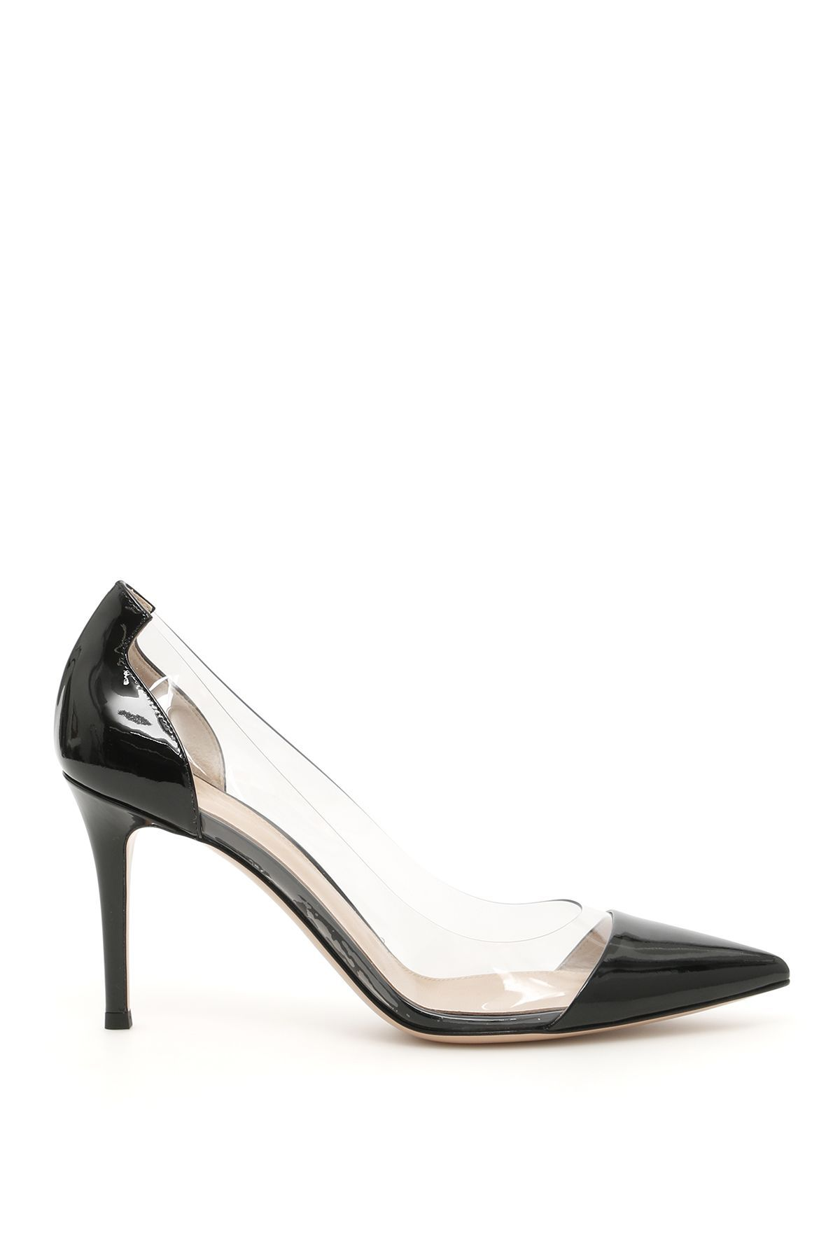 GIANVITO ROSSI  Gianvito Rossi Plexi 85 Pumps Shoes Highheeled shoes